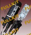 Оптические муфты типа FOSC-400A4 FK на 144 и  FOSC-400A8 FK на 9