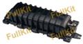 Оптические муфты типа FOSC-500A FK на 48 волокон  проходного диз